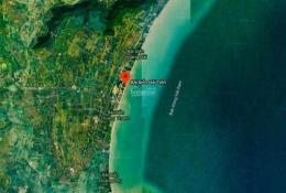 Bán đất biển Hải Tiến 1625m2,mặt tiền 25m, trực diện biển, chiều cao 9-15 tầng