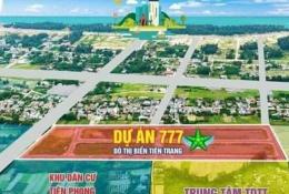Dự Án 777 - Đô thị biển Tiên Trang