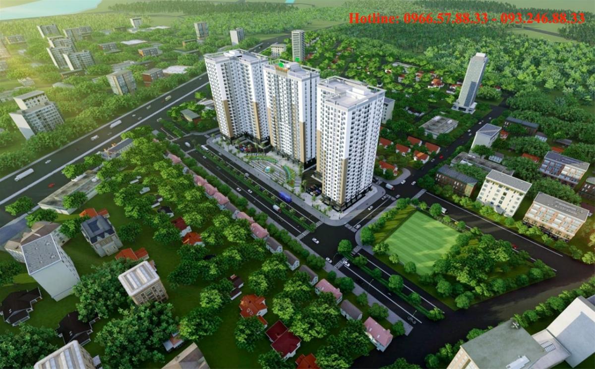 Dự án chung cư Xuân Mai Tower Thanh Hóa