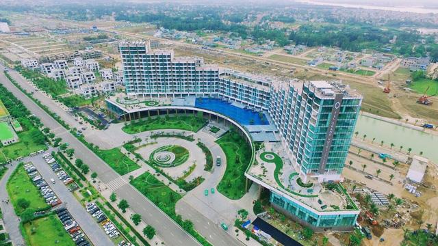 Dự án dự án FLC Lux City Sầm Sơn